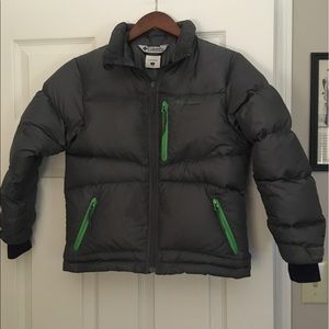 Columbia Youth Puffer Jacket
